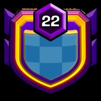 the gang devil badge