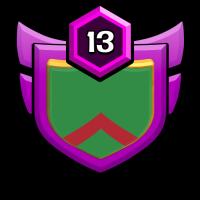 BD Lions 1971 ® badge