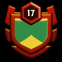 Pasukan Ijo 1 badge