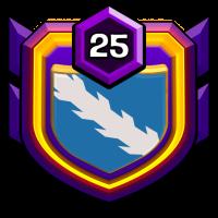 银河-战队 badge