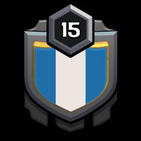 Los Cuates GT badge