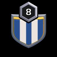 BD KING™ badge