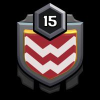 #casual war badge