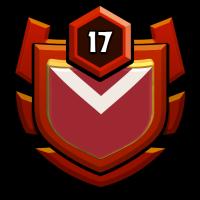 Bulls Vikings badge