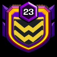 Xdreamwarrior badge