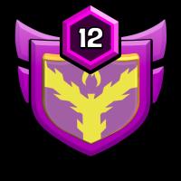暗夜帝国 badge