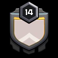 紫月 badge