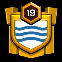 尘世渡客 badge