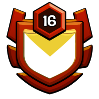 Clasher Samurai badge