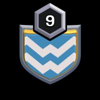 التحدي badge