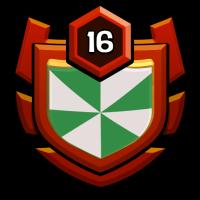 Green Arrow 69 badge