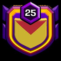 起源 badge