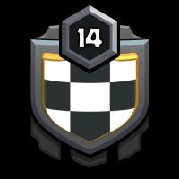 Terra-Média badge