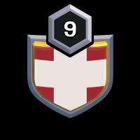 HD Mini-CWL badge