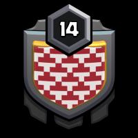 BH HAC LONG WAR badge