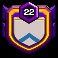 دعم المبدعين badge