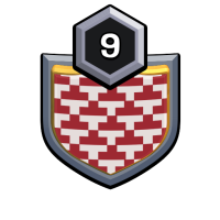 King Of Clash badge