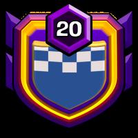 DisciplesOfWar™ badge
