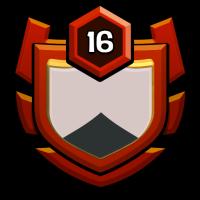 اصدقاء للابد badge