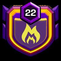 Raging Blaze badge