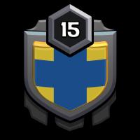 AL ISLAM badge