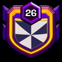 一个人的精彩 badge