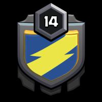 TSOMAMBA'S CLAN badge