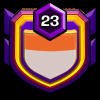 RAMPOK'ers badge