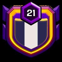 Les Sympatiks badge