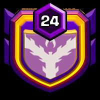 Meister Wars badge