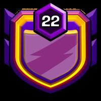 TAN hok Dynasty badge