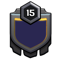 father & son 3 badge