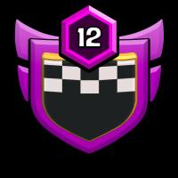 BALI TBT RK8☆☆☆ badge