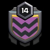Crazy Dog badge