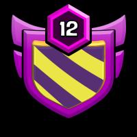 اسود الرافدين badge