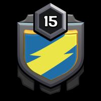 兄弟部落 badge