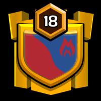 aigles d aciers badge
