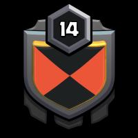 Clan War League badge