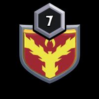 城市鄉巴老 badge