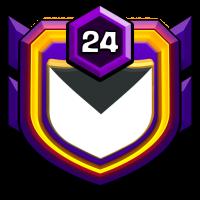 Les Insoumis badge