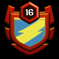 Bullet fire badge