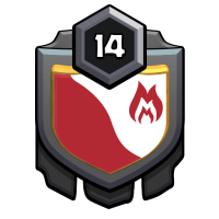 BALI Clasher badge