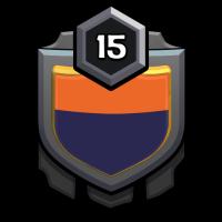 CALI CRUSH CREW badge