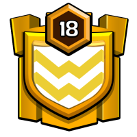 Clasher Samurai badge