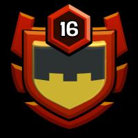 DRAGON WARRIORS badge