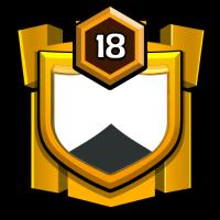 BG Clash badge