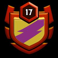 龙腾万里 badge