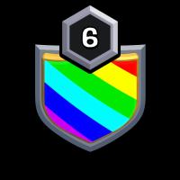 犯人部落 badge