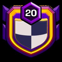 Too Flagrant badge