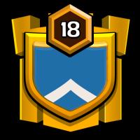 RISING LEGENDS badge